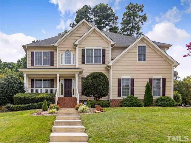 1002 Swandon Court, Apex, NC 27502 (#2340461) :: Spotlight Realty