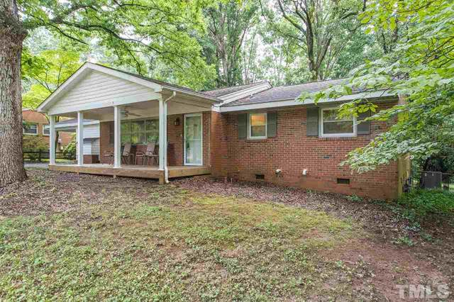 366 Wilmot Drive, Raleigh, NC 27606 (#2340464) :: Bright Ideas Realty