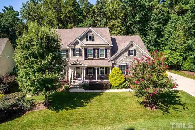 8308 Covington Hill Way, Apex, NC 27539 (#2340468) :: Realty World Signature Properties