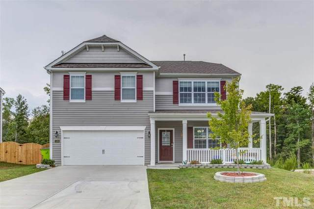 1269 Turkey Trot Road, Wendell, NC 27591 (#2340470) :: Raleigh Cary Realty