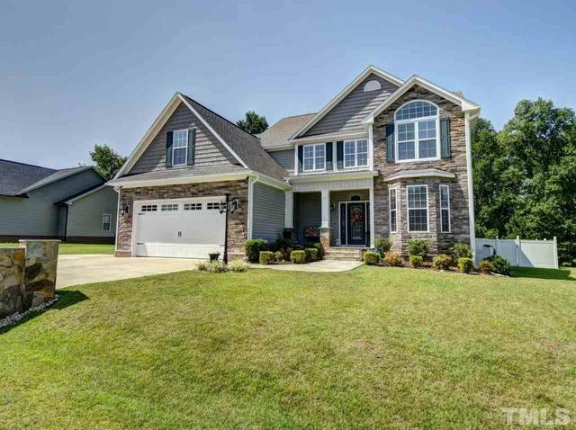 33 Summerglow Court, Clayton, NC 27527 (#2340471) :: Saye Triangle Realty