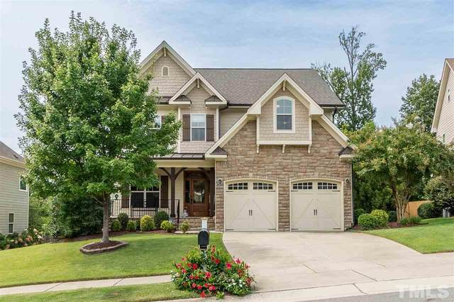 1109 Hollymont Drive, Holly Springs, NC 27540 (#2340518) :: Spotlight Realty