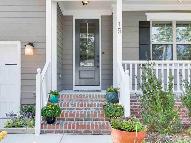 15 St Andrews Court, Durham, NC 27707 (#2340540) :: Raleigh Cary Realty