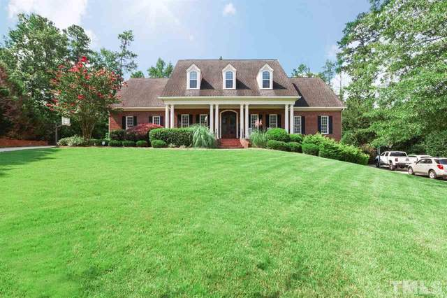 507 Hollowridge Court, Cary, NC 27519 (#2340541) :: Triangle Just Listed