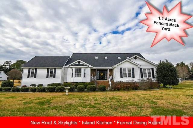 1226 Swift Creek Road, Smithfield, NC 27577 (#2340543) :: Dogwood Properties
