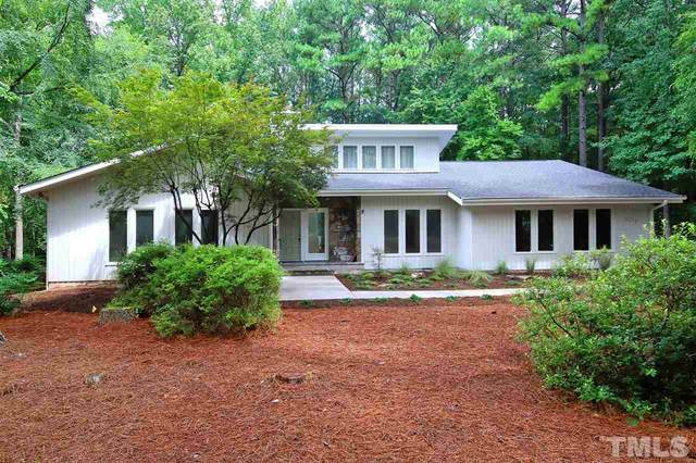 107 Nottingham Drive, Chapel Hill, NC 27517 (#2340554) :: Realty World Signature Properties