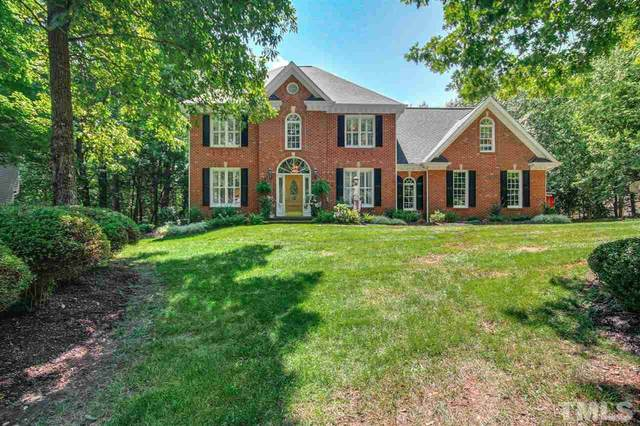 4901 Sunset Forest Circle, Holly Springs, NC 27540 (#2340618) :: The Results Team, LLC