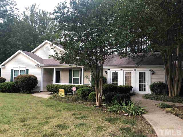 40 Holding Young Road, Youngsville, NC 27596 (#2340626) :: Saye Triangle Realty
