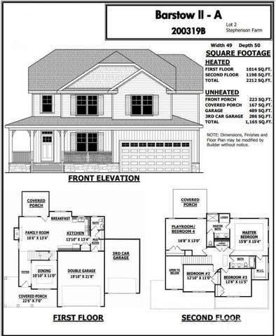 790 Mamie Upchurch Road, Lillington, NC 27546 (#2340652) :: Spotlight Realty