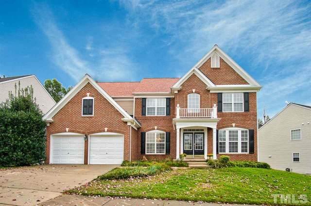 5401 Granada Hills Drive, Raleigh, NC 27613 (#2340682) :: Dogwood Properties