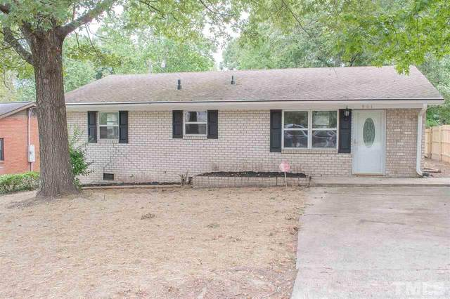 901 Corona Street, Durham, NC 27707 (#2340686) :: The Perry Group