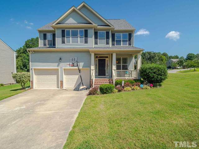 602 Misty Willow Way, Rolesville, NC 27571 (#2340689) :: Team Ruby Henderson