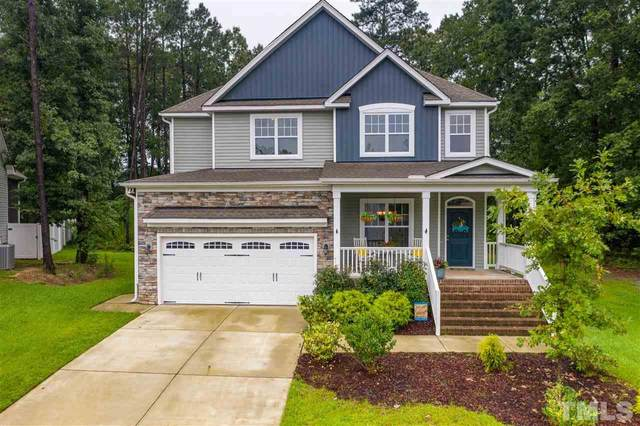 81 Brandywine Way, Clayton, NC 27527 (#2340690) :: Triangle Top Choice Realty, LLC