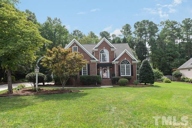 3528 La Costa Way, Raleigh, NC 27610 (#2340715) :: Realty World Signature Properties