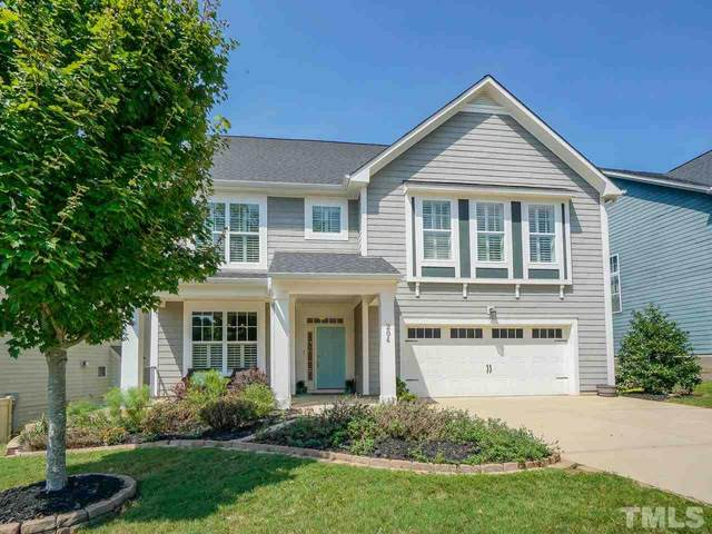 204 Bountywood Drive, Apex, NC 27539 (#2340722) :: The Rodney Carroll Team with Hometowne Realty