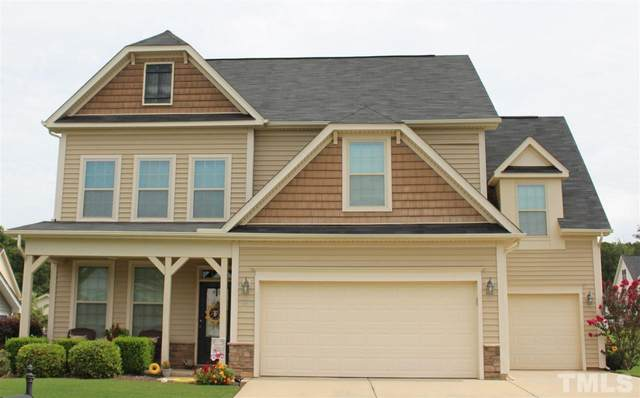 148 Trevor Ridge, Clayton, NC 27527 (#2340734) :: Realty World Signature Properties
