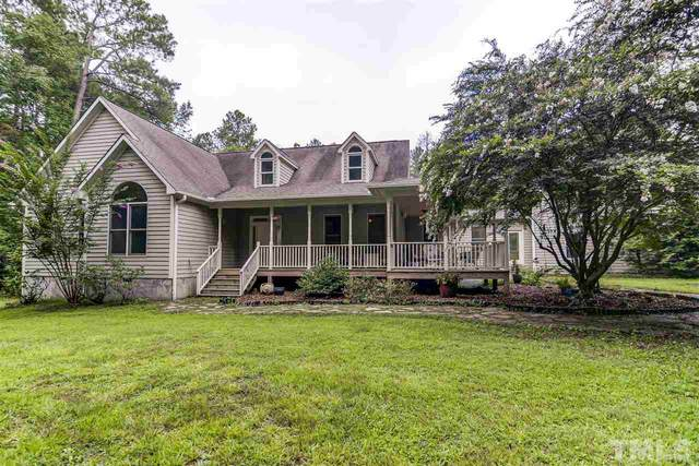 380 Eagle Point Road, Pittsboro, NC 27312 (#2340736) :: Raleigh Cary Realty