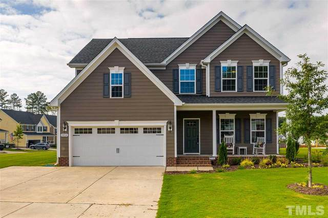 3454 Jordan Shires Drive, New Hill, NC 27562 (#2340748) :: The Perry Group