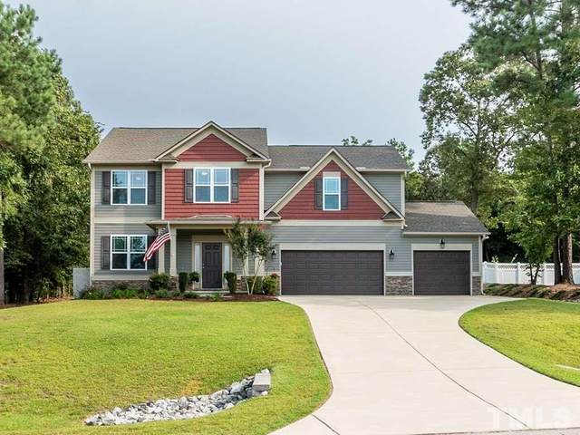 222 Timberland Drive, Angier, NC 27501 (#2340751) :: Triangle Top Choice Realty, LLC