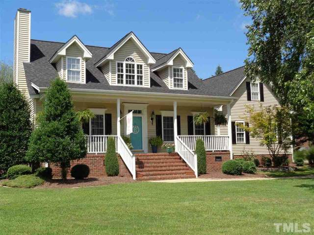1742 Fountain Branch Road, Rocky Mount, NC 27803 (#2340768) :: Rachel Kendall Team