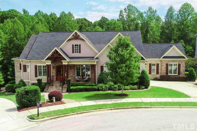 610 Hawks Ridge Court, Apex, NC 27539 (#2340769) :: The Rodney Carroll Team with Hometowne Realty