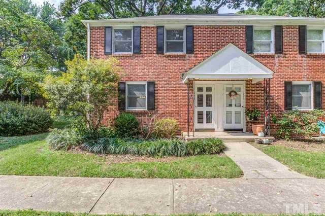 923 St Marys #923, Raleigh, NC 27605 (#2340771) :: Saye Triangle Realty