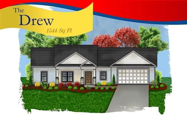 111 Torhunta Drive, Goldsboro, NC 27534 (#2340807) :: Realty World Signature Properties