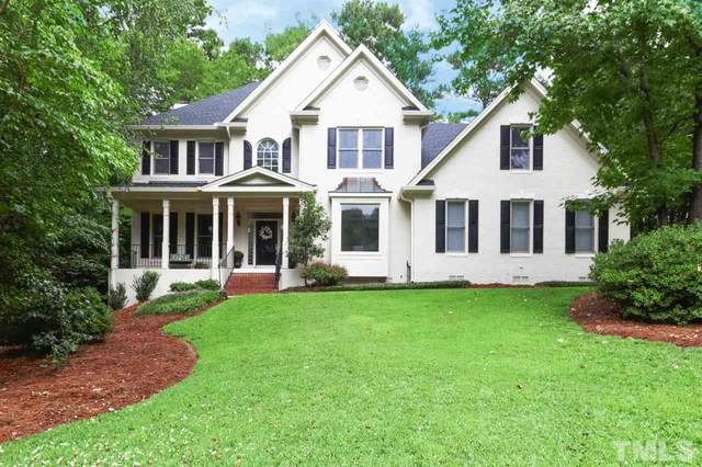 207 Cherwell Drive, Cary, NC 27513 (#2340813) :: Triangle Just Listed