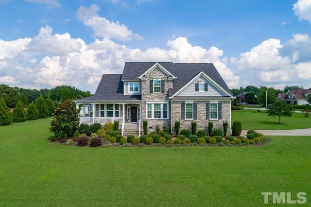 6620 Wildlife Lane, Fuquay Varina, NC 27526 (#2340822) :: Triangle Top Choice Realty, LLC