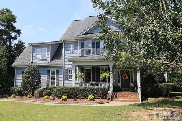 6004 Larboard Drive, Apex, NC 27539 (#2340829) :: Bright Ideas Realty