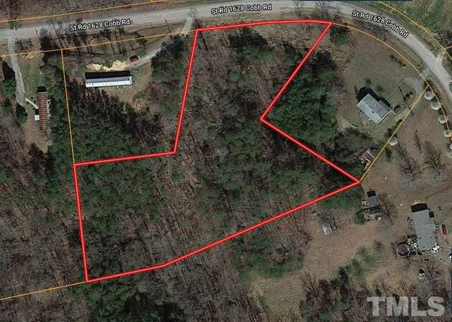 0 Cobb Road, Yanceyville, NC 27379 (#2340839) :: Marti Hampton Team brokered by eXp Realty