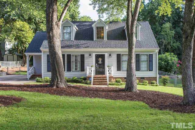 2105 Port Royal Road, Raleigh, NC 27609 (#2340842) :: Marti Hampton Team brokered by eXp Realty