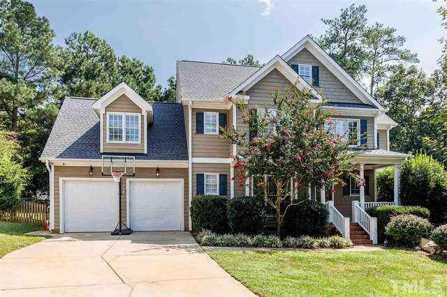 100 Gablewood Lane, Holly Springs, NC 27540 (#2340845) :: The Results Team, LLC