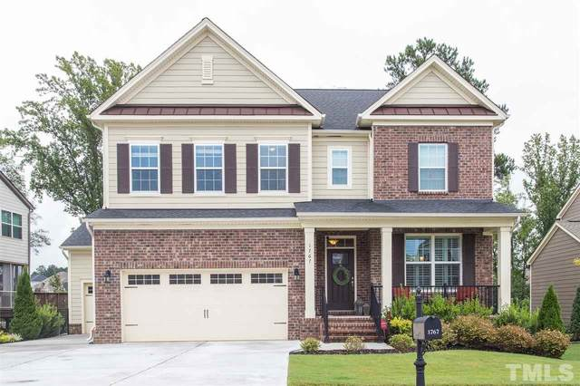 1767 Yateley Lane, Apex, NC 27502 (#2340847) :: Dogwood Properties