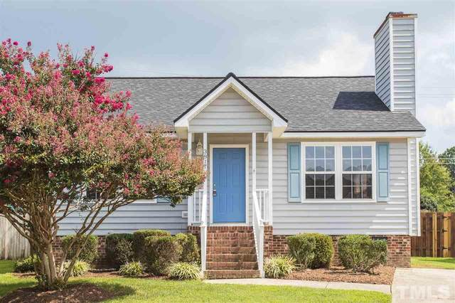 3817 Mardela Spring Drive, Raleigh, NC 27616 (#2340852) :: Real Estate By Design