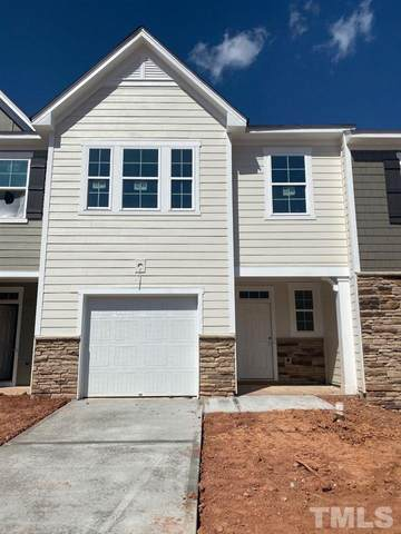 166 Hunston Drive #9, Holly Springs, NC 27540 (#2340854) :: Raleigh Cary Realty