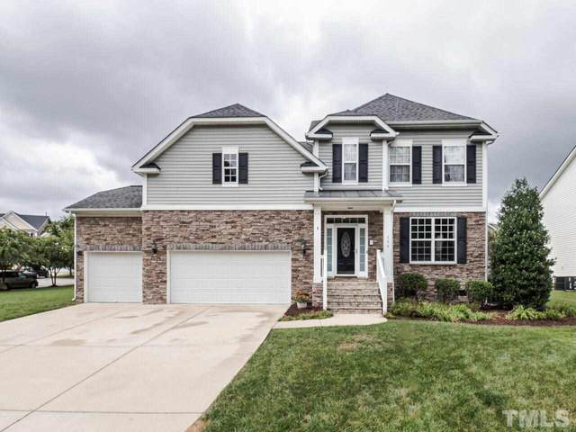 500 Evergreen View Drive, Holly Springs, NC 27540 (#2340860) :: Dogwood Properties