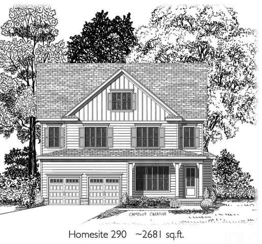 2360 Glade Mill Court 290 Lot, Fuquay Varina, NC 27526 (#2340862) :: Team Ruby Henderson