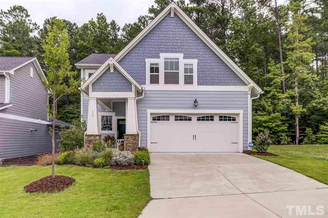 119 Chapel Run Way, Chapel Hill, NC 27517 (#2340895) :: Raleigh Cary Realty
