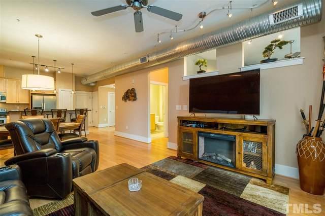 300 Finsbury Street #102, Durham, NC 27703 (#2340897) :: RE/MAX Real Estate Service