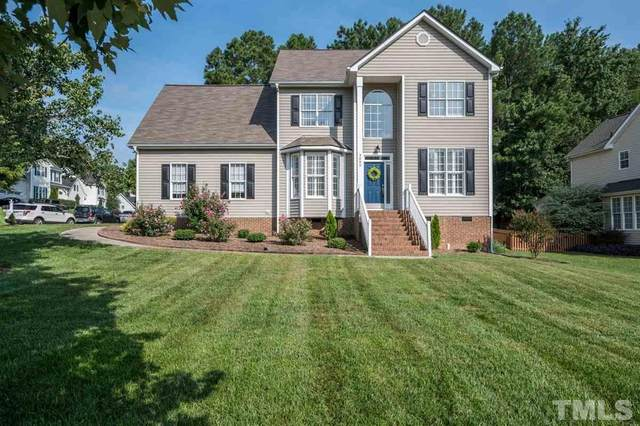 3005 Dargan Hills Drive, Wake Forest, NC 27587 (#2340912) :: Triangle Just Listed
