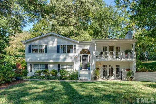 808 Davidson Street, Raleigh, NC 27609 (#2340929) :: Realty World Signature Properties