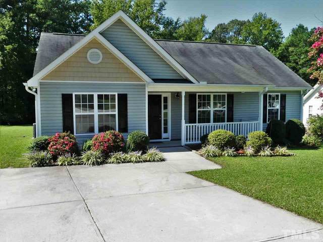 35 Atherton Drive, Youngsville, NC 27596 (#2340978) :: Spotlight Realty