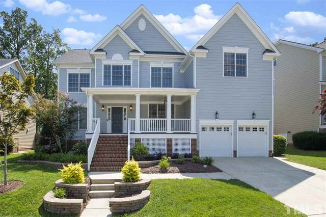 118 Brookbank Hill Place, Cary, NC 27519 (#2340983) :: Marti Hampton Team brokered by eXp Realty