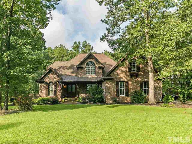 5729 Barham Crossing Drive, Wake Forest, NC 27587 (#2341020) :: Team Ruby Henderson