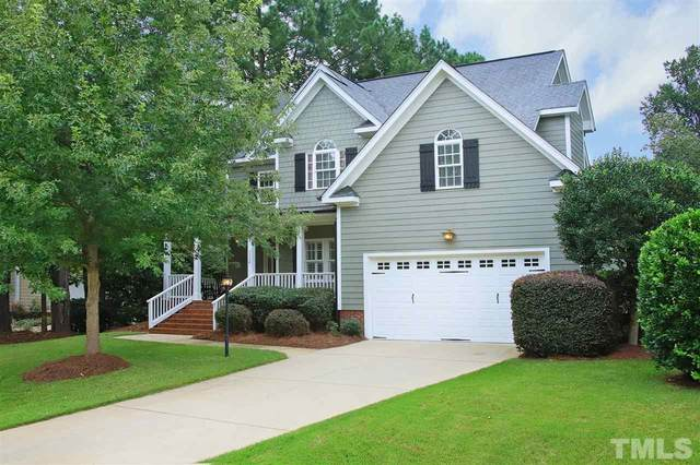 5328 Serene Forest Drive, Apex, NC 27539 (#2341031) :: Realty World Signature Properties