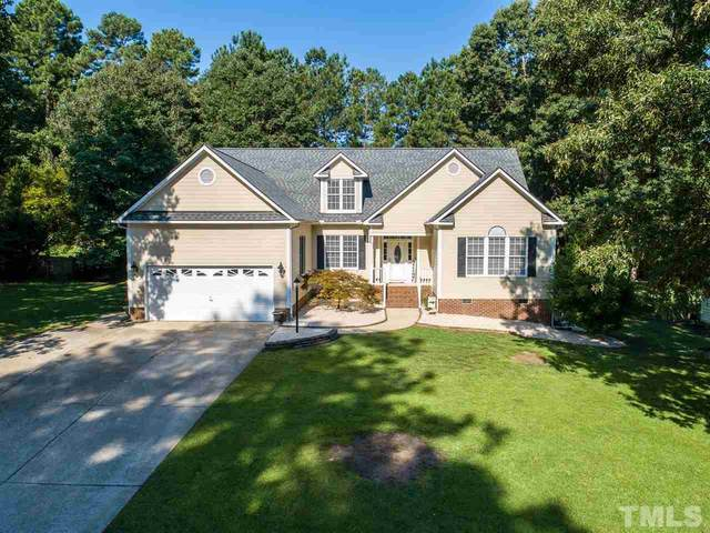 214 Waverly Drive, Clayton, NC 27527 (#2341118) :: Saye Triangle Realty