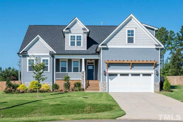 30 Julep Court, Youngsville, NC 27596 (#2341133) :: Masha Halpern Boutique Real Estate Group