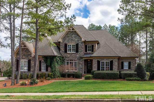2515 Village Manor Way, Raleigh, NC 27614 (#2341158) :: Realty World Signature Properties