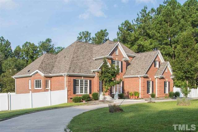 2801 Lauren Oaks Drive, Raleigh, NC 27616 (#2341165) :: Marti Hampton Team brokered by eXp Realty